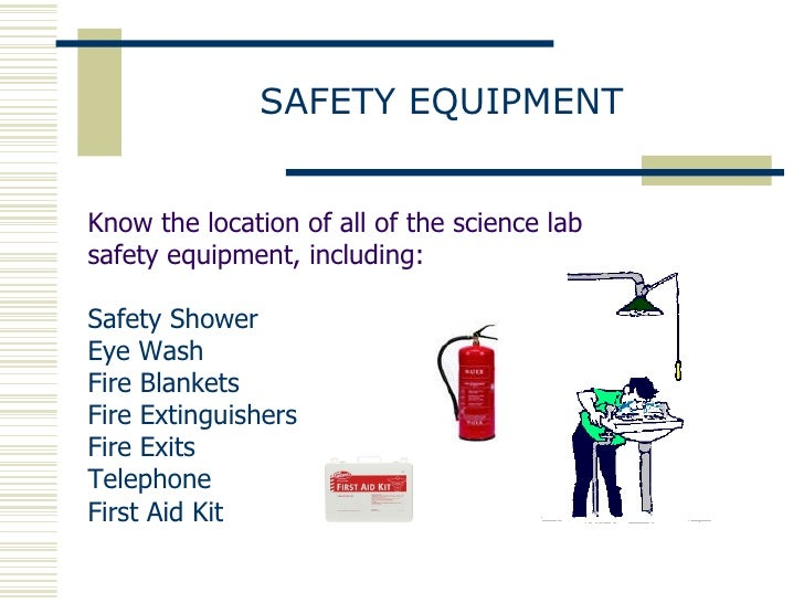 Science Laboratory Safety Signs  ThoughtCo