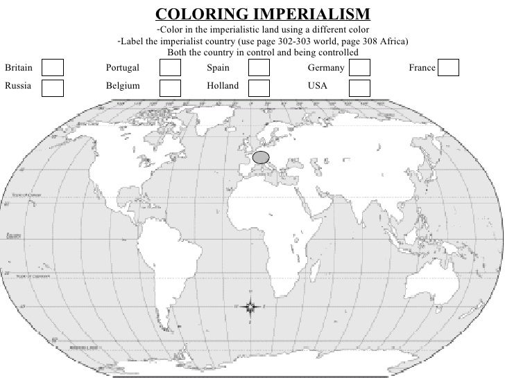europeans concept of new imperialism Colonialism is a term used to describe the settlement of places like india, australia, north america, algeria, new zealand and brazil, which were all controlled by the europeans imperialism , on the other hand is described where a foreign government governs a territory without significant settlement.
