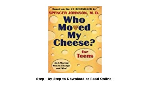 26+ Who Moved My Cheese Pdf Download Wallpapers