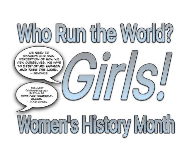 Who runs-world-girls-quotes