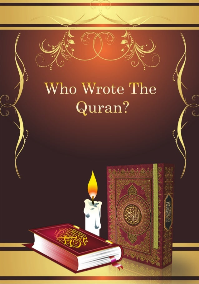 Introduction.....................................................................................5First Claim: Muhammad (P...