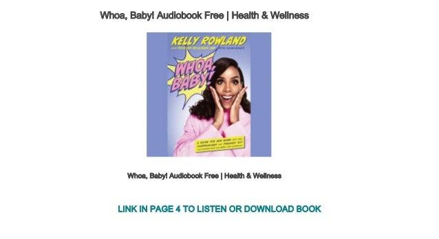 Whoa, Baby! Audiobook Free | Health & Wellness
