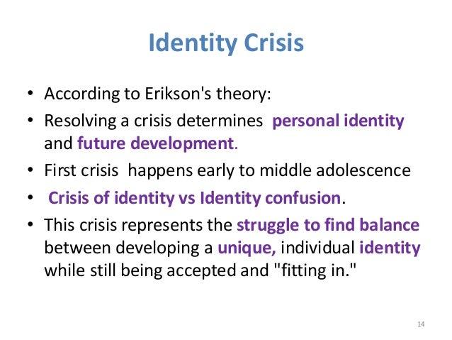 Identity Crisis: When I Doubt Myself