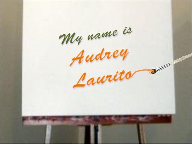 When asked to describe myself, I would say that I am… Social Artistic Honest Loving Hard working