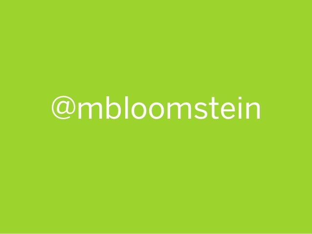 @mbloomstein