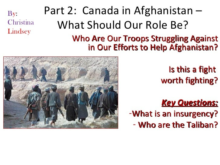 Who Are the Taliban?...