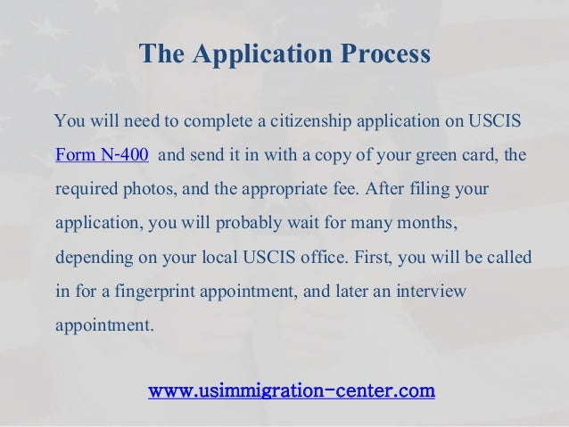 Who can apply for US Citizenship