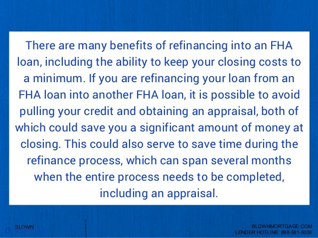 FHA Mortgage Loan Rates