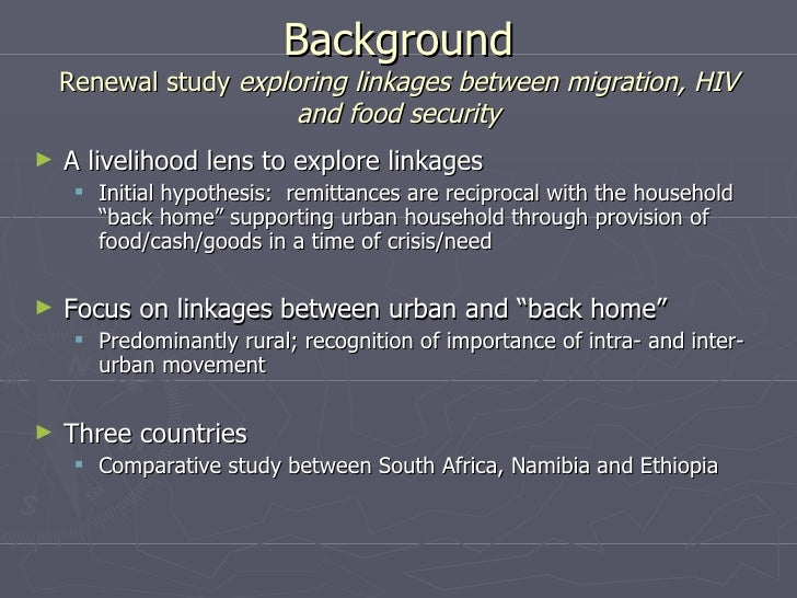 what are the effects of migration in africa African immigrants in europe are either born in africa or are of african descent  but live in  the effect of this was not to reduce migration from north africa but  rather to encourage permanent settlement of previously temporary migrants and .