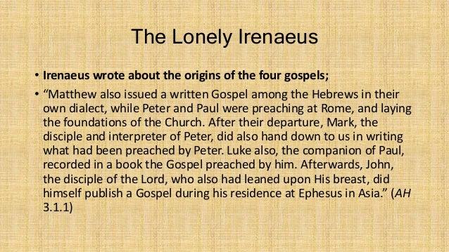 essay gospel gospels mark secret secret thomas