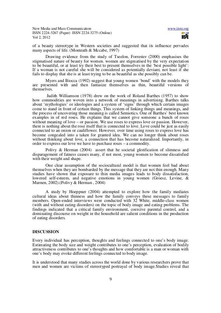 Dion Berscheid study of preschoolers and effect of ...