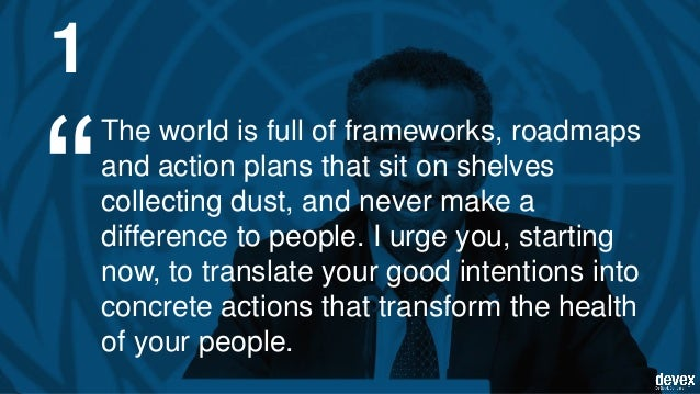 WHO DirectorGeneral Tedros Adhanom Ghebreyesus' Top 60 Quotes Amazing General Quotes