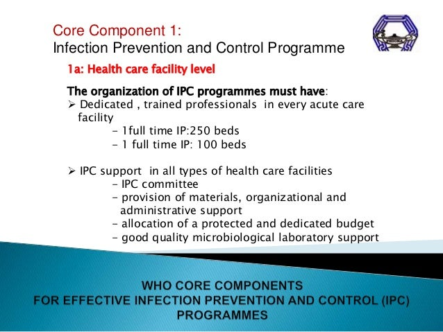 discuss the following infection prevention is every healthcare professionals responsibility essay Free essay: infection control policy and and how healthcare professionals control and a responsibility to follow the infection prevention and.