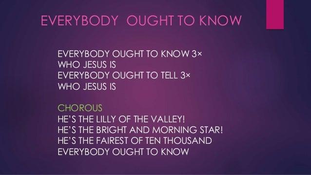 Who is Jesus, CHRISTOLOGY Slide 3