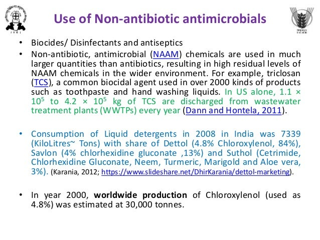 Who is responsible for Emerging Antimicrobial Drug