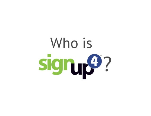 Who Is SignUp4?