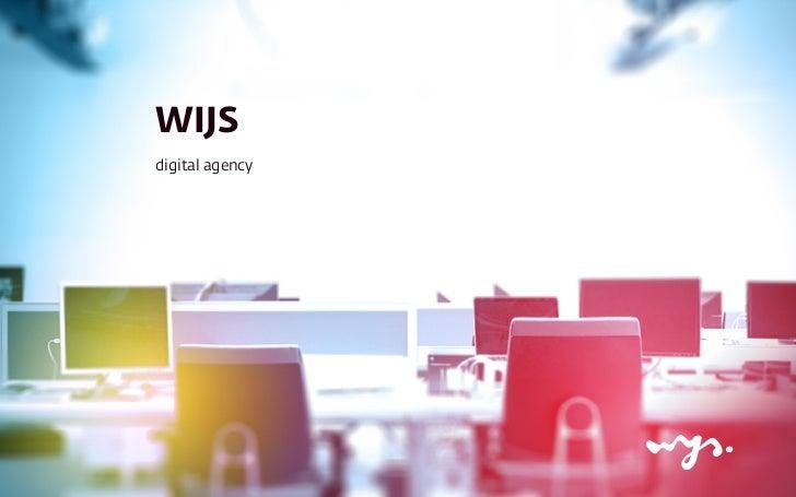 WIJSdigital agency