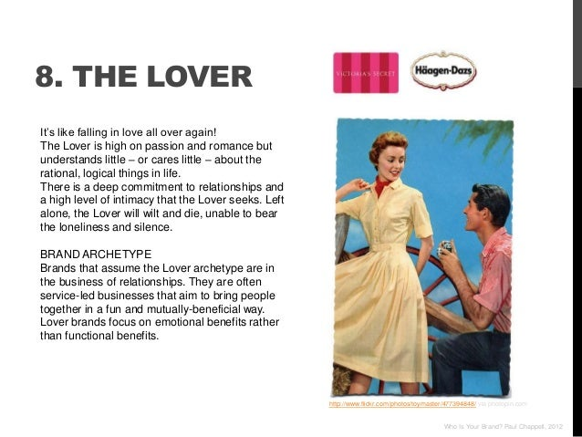 """8. THE LOVERIt""""s like falling in love all over again!The Lover is high on passion and romance butunderstands little – or c..."""