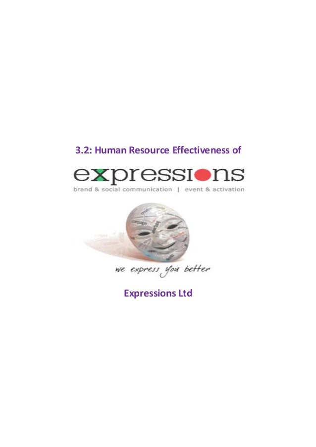 measuring human resource effectiveness through balanced The hr scorecard what is it the hr scorecard is the latest offering from academics to the hr performance measurement and management pot like other tools before it, the scorecard is intended.