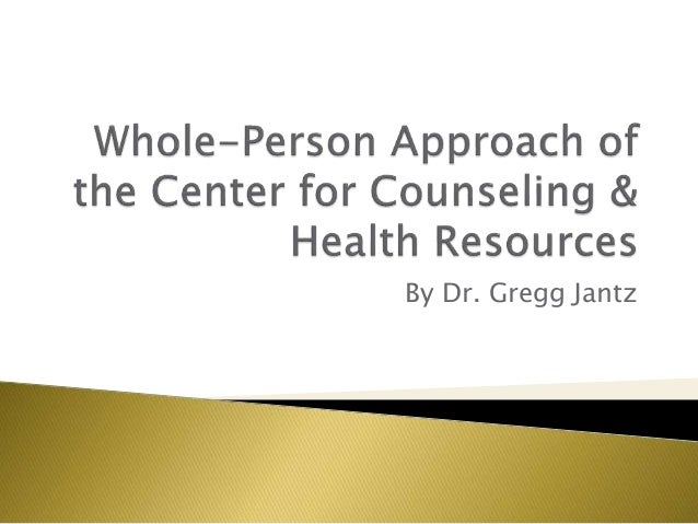 a personal approach to counseling using Using narrative in career counseling probably has not yet reached the status of being called a model, although cochran (1997) has written an entire book on the subject in the literature i read, narrative was referred to as an approach (campbell & ungar (2004a, 2004b.