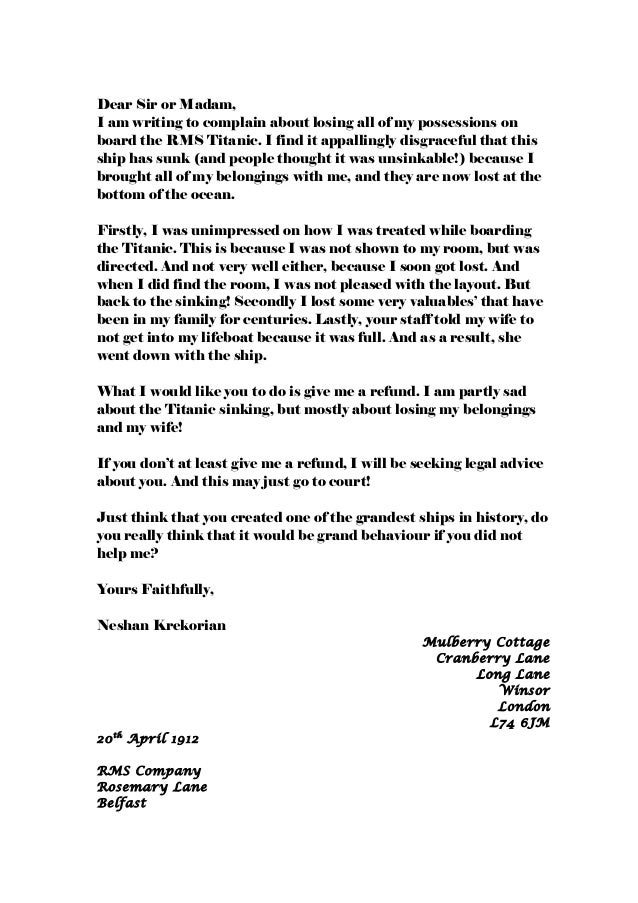 How to write a letter of complaint about your boss choice image how to write a letter of complaint about your boss choice image how to write a spiritdancerdesigns Images