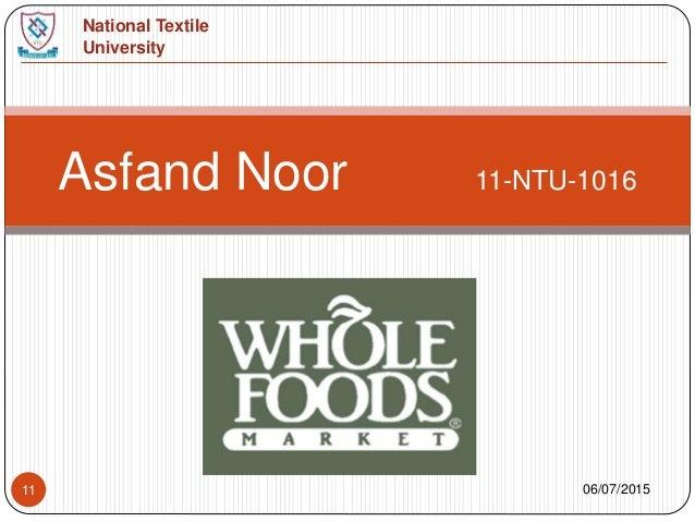 Wild Oats Market Whole Foods