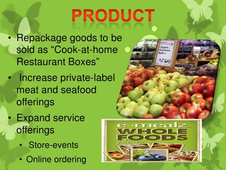 whole foods market environmental analysis
