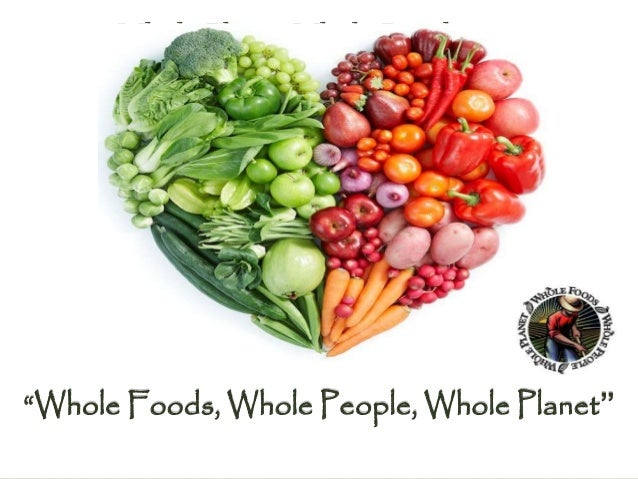 Whole Foods Core Values