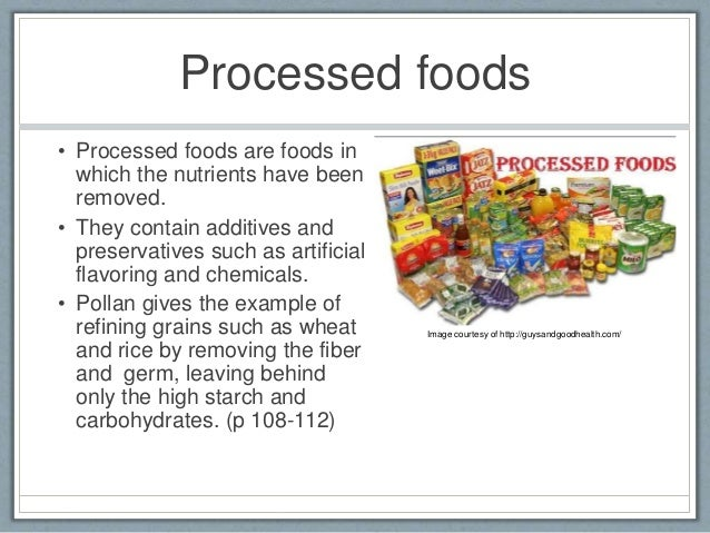 Examples Of Whole Natural Foods