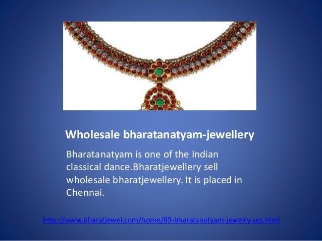 Wholesale bharatanatyam jewellery