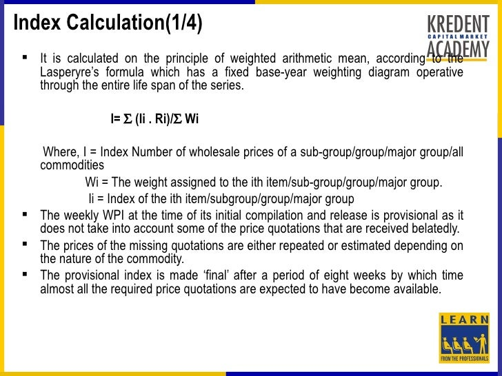 How To Calculate CPI Example