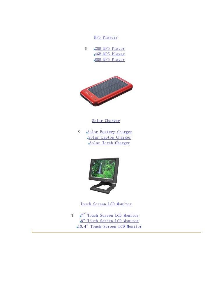 Wholesale Electronics Shop- Digital Photo Frame,LCD Monitor, Computer…