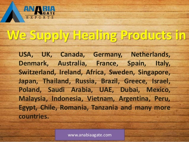 Wholesale raw stone hub metaphysical and spiritual products