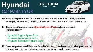 hyundai spare parts online catalog