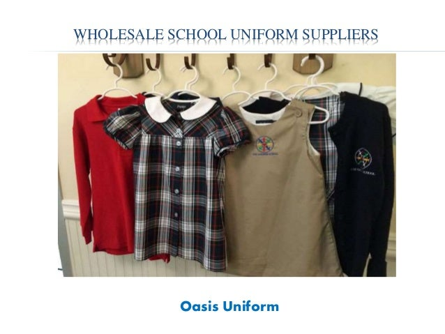 Wholesale School Uniform Suppliers