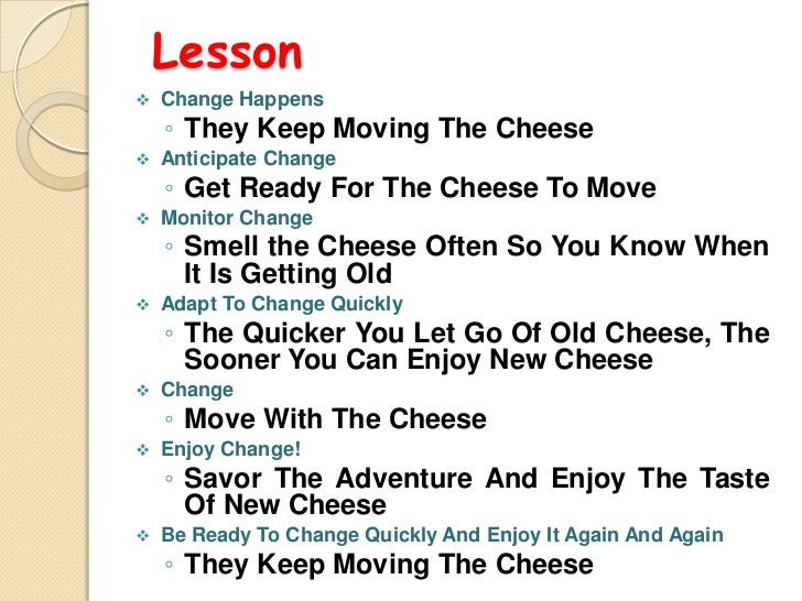 Books like Who Moved My Cheese?