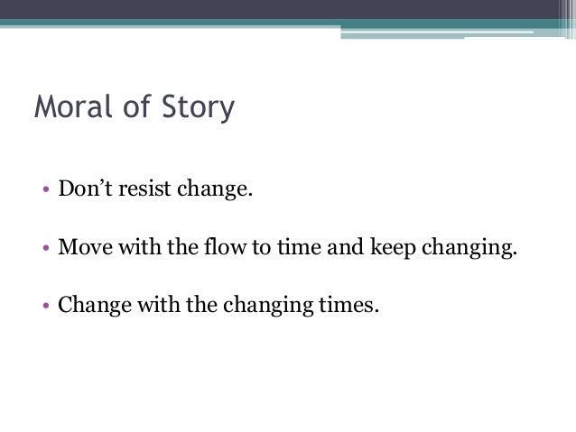 Change Happens: Understanding Personalities & Learning Styles