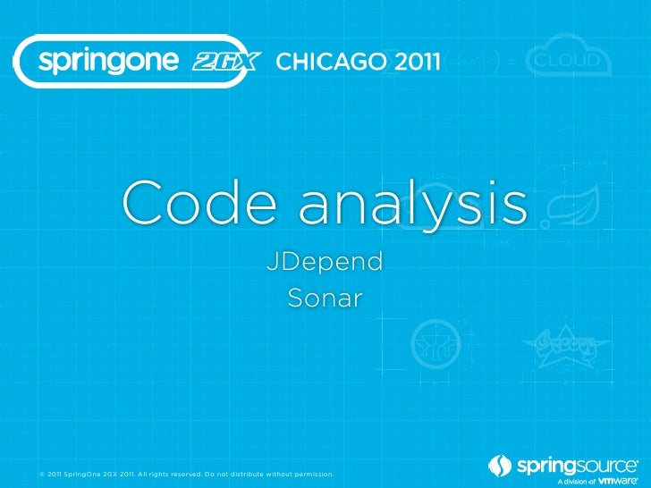 Code analysis                                                                 JDepend                                     ...