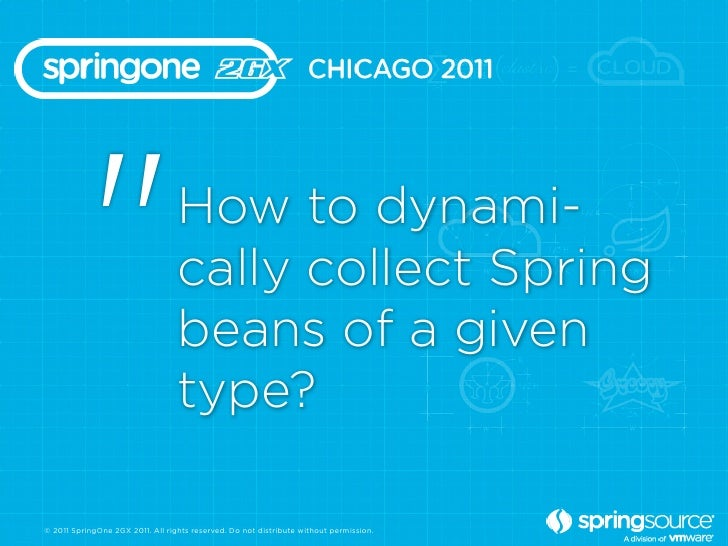 """""""                      How to dynami-                                  cally collect Spring                               ..."""