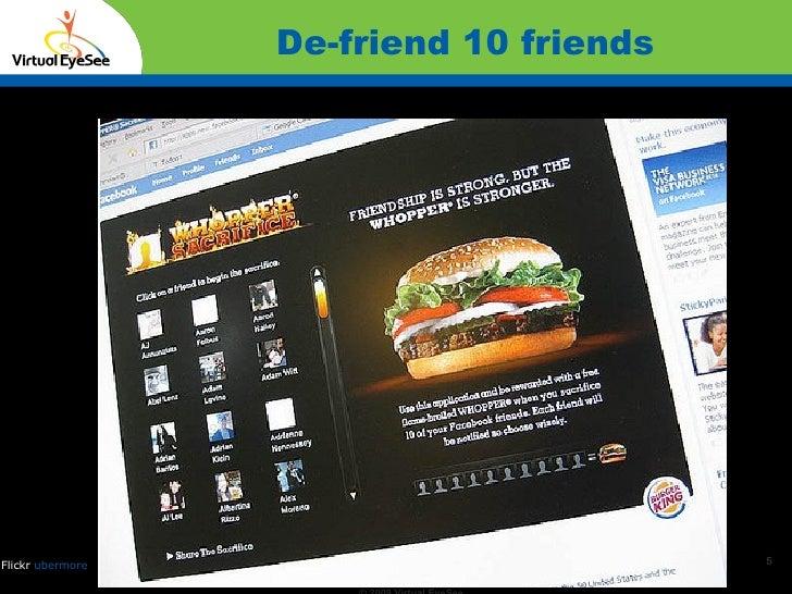 De-friend 10 friends Confidential Flickr  ubermore