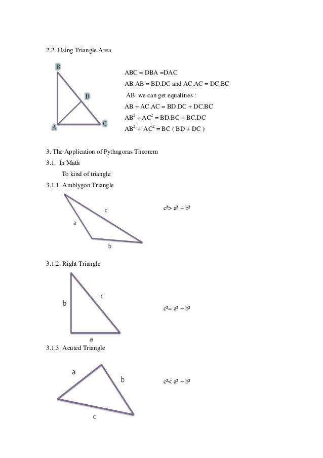 Who is pythagoras what is the pythagoras theorem 4 22 ccuart Image collections