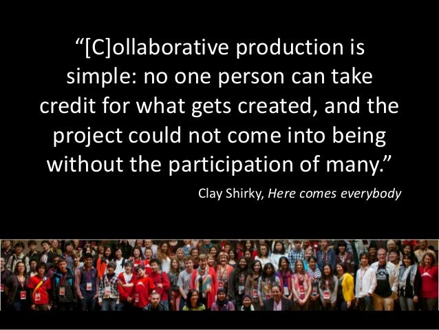 """Online global collaboration by its very nature implies asynchronous collaboration """"…..while insular, 'stand alone' teachin..."""