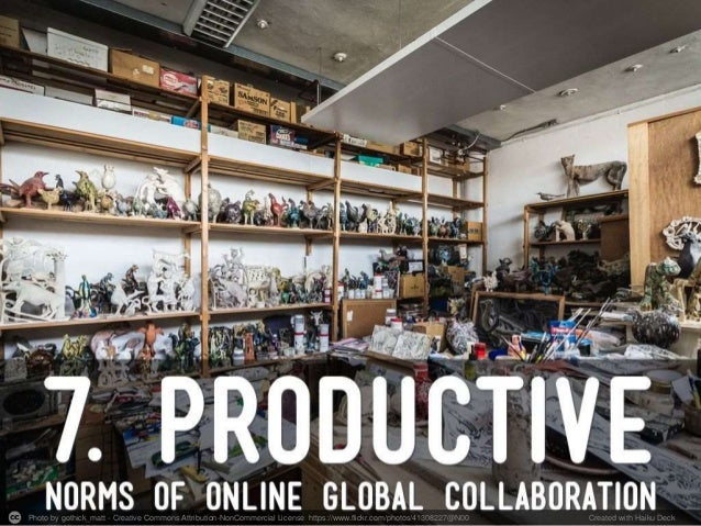 Online Global Collaboration Taxonomy Examples of successful global collaborations @julielindsay |padlet.com/julielindsay/E...