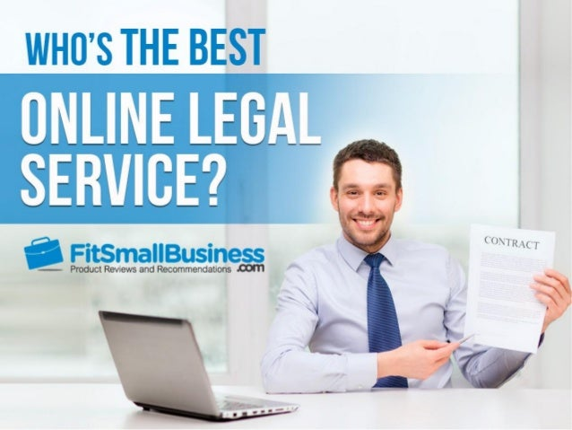 We compare the two leading paid providers and one free online legal service.