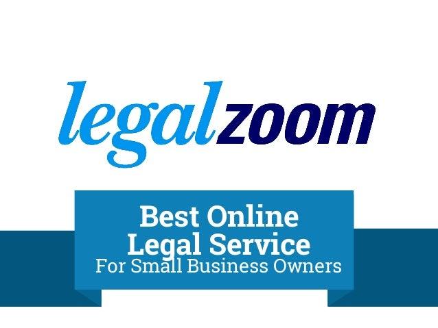 Whos The Best Online Legal Service - Best online legal forms