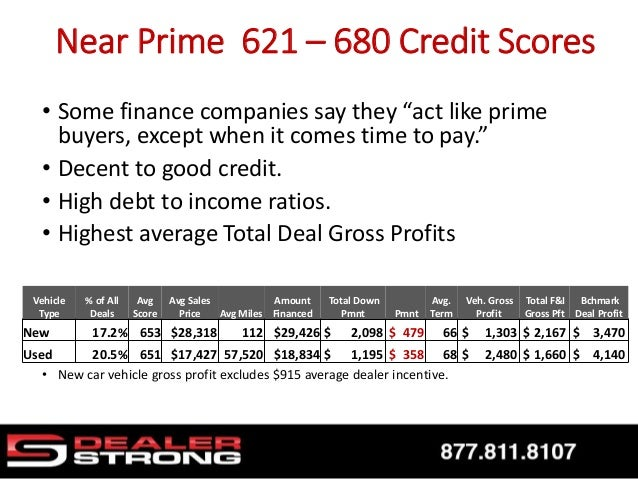 Who 39 s who among special finance companies 2016 part 2 for Ford motor credit interest rates for tier 4