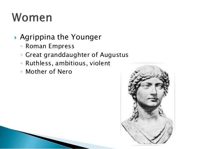 Agrippina during Claudius' reign Essay