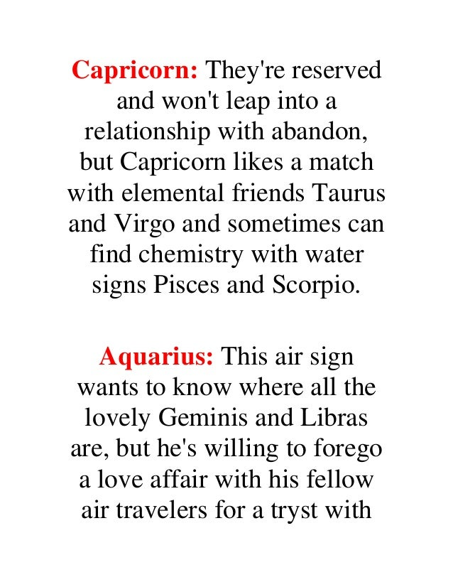capricorn best zodiac love match Gay capricorn dating: the social climber i have always found that the best match for me is capricorn gay zodiac love & dating.