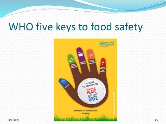 food hygiene poster