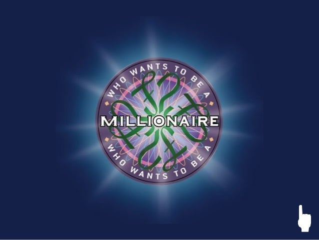 who wants to be a millionaire blank template powerpoint - who wants to be a millionaire behaviorism